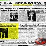 Napolitano: Ricordi tutto torna…niente cambia