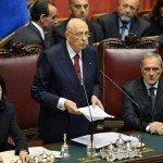 Discorso di insediamento del Presidente della Repubblica Giorgio Napolitano