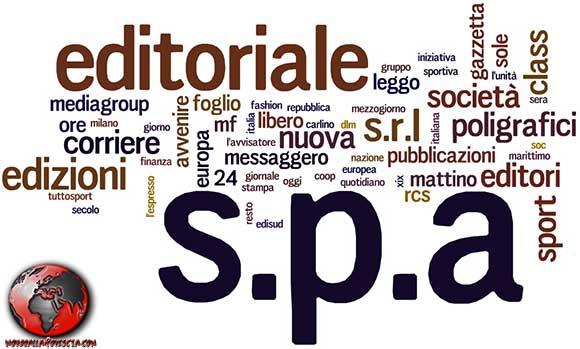Principali editori italiani