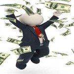 Un Top Manager italiano guadagna 723 euro l'ora