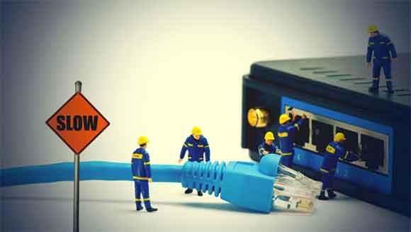 velocità di connessione banda larga