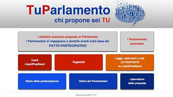 Laura Puppato tuparlamento