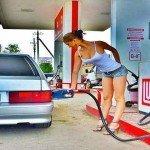 Italiani tartassati della pompa….di benzina