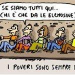 10 milioni di poveri italiani