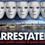 Appello alle persone oneste di Taranto. Denunciamo i politici complici !