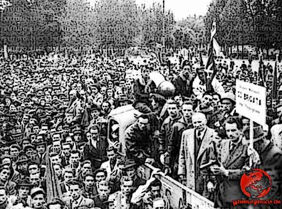 manifestazioni popolari
