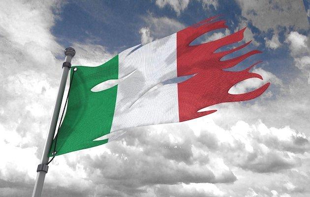 mi dimetto da italiano