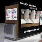 Meganews: Il futuro dei Giornali stampati su richiesta