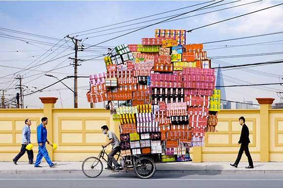 Cyclelogistics--mobilità-sostenibile