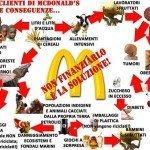 Cosa contiene il cibo di McDonald's? Schifezze e additivi nocivi