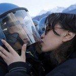 Un bacio No Tav