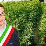 Donato Metallo, il sindaco rivoluzionario che vuole produrre la cannabis terapeutica