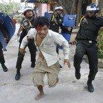 Industria dell'abbigliamento: Violenze in Cambogia per un salario dignitoso