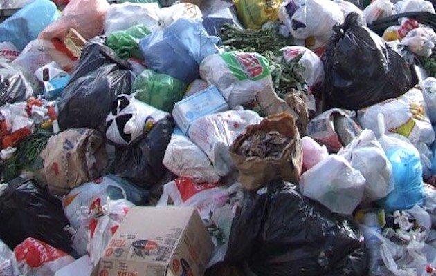 rifiuti in Italia ancora smaltiti in discarica
