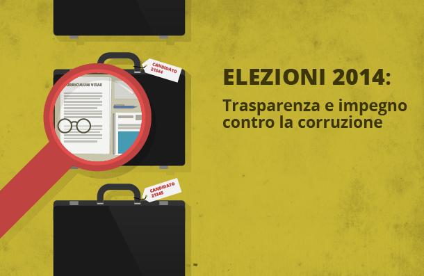 candidati trasparenti