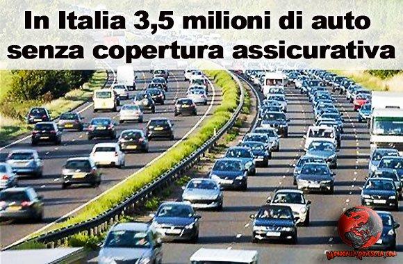 Italia-assicurazione-senza-polizza-assicurativa