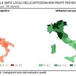 Lo sport in Italia: 90mila società e 1 milione le persone coinvolte