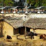 India: Il villaggio che dopo 30 anni si illumina grazie all'energia solare