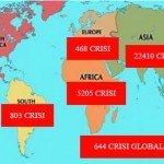 Le crisi umanitarie invisibili, per i Tg non esistono