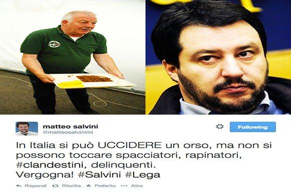 Lega-Nord-carne-d'orso-Matteo-Salvini