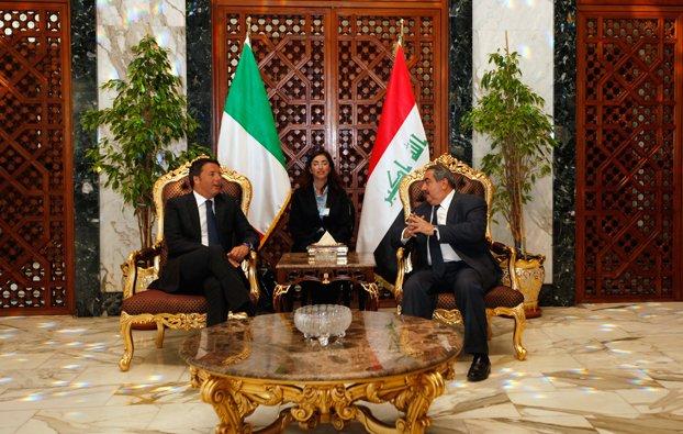 Renzi-Iraq