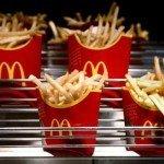 McDonald's: I 13 ingredienti delle patatine fritte
