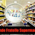 """""""Grande Fratello Supermarket"""", siamo tutti spiati"""