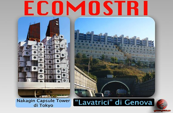 ecomostri-lavatrici-Genova-Nakagin-Capsule-Tower