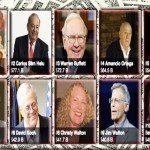 I 10 uomini più ricchi del mondo nel 2015