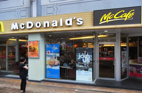 McCafè-McDonald's