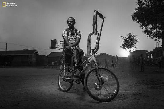 "Joel Nsadha, ""At The Play Ground"", Kampala, Uganda"