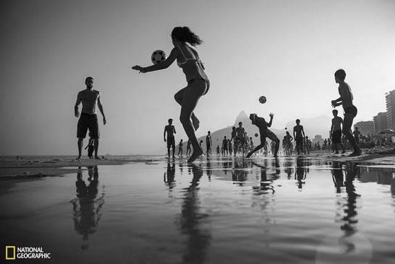 """Simone Monte, """"The Game"""", Rio de Janeiro, Brasile"""