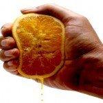 Il business del succo d'arancia