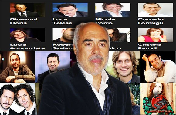 Beppe Caschetto manager star tv
