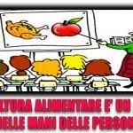 L'educazione alimentare nelle scuole