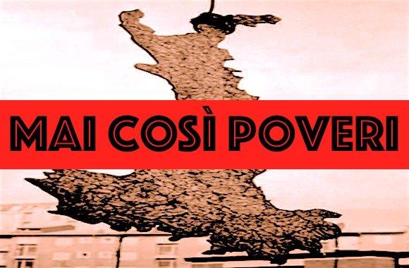 povertà Italia