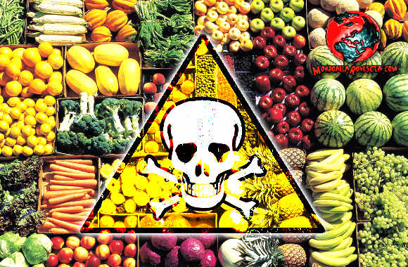 prodotti alimentari irregolari