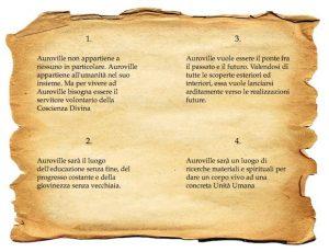 La Carta di Auroville