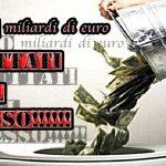 La crisi delle banche italiane ci è costata 210 miliardi di euro