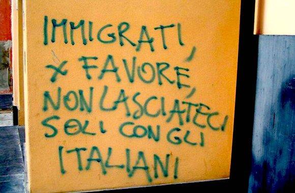 immigrati in Italia