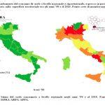 Il consumo di suolo ci costerà 800 milioni di euro l'anno