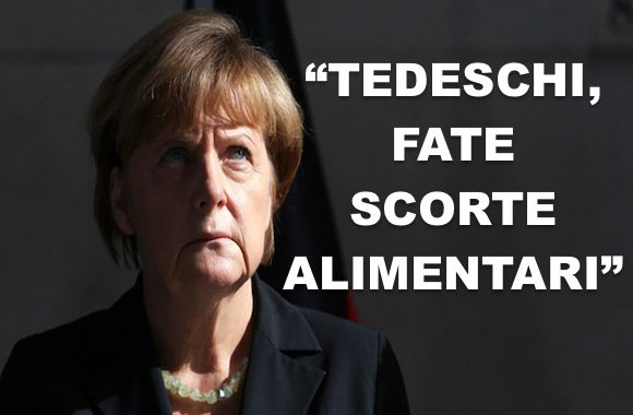 scorte alimentari-Merkel