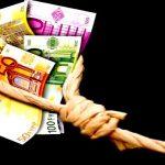 Usura, un giro d'affari da 82 miliardi di euro