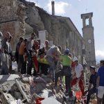 Terremoto centro Italia: Aiuti da tre italiani su quattro