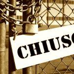 Crisi Italia: Ogni giorno falliscono 57 aziende