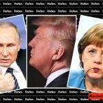 Putin, Trump e Merkel sono i leader più potenti al mondo
