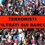 A proposito dei terroristi islamici sui barconi dei migranti