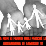 Per aiutare la famiglia l'Italia spende solo l'1,5% del Pil