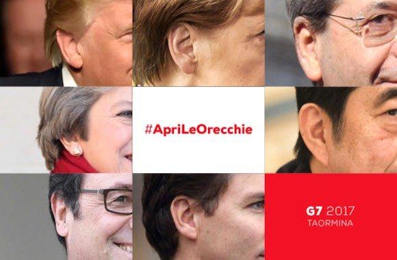 #aprileorecchie