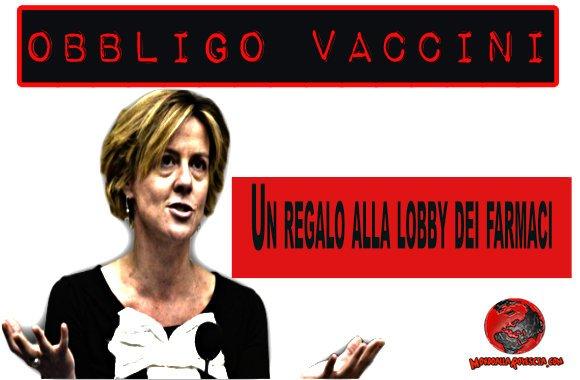 Vaccini obbligatori, un regalo alle Lobby
